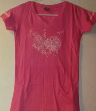 wmns t pink