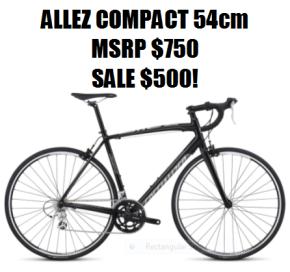ALLEZ COMPACT 54 SALE