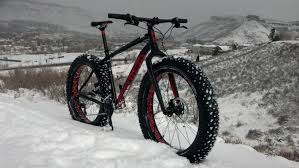fatbike fatboy in snow