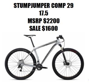 SJ COMP 29 SALE