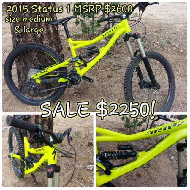 status sale 3